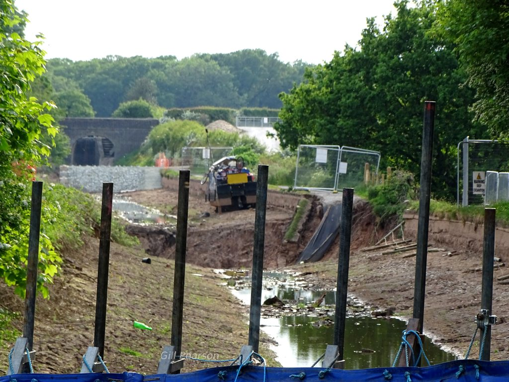 The MIddlewich branch in 2018